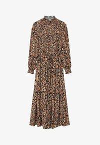 Mango - BRIANDA - Sukienka letnia - oranje - 4