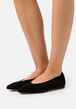 ADANE - Ballet pumps - black