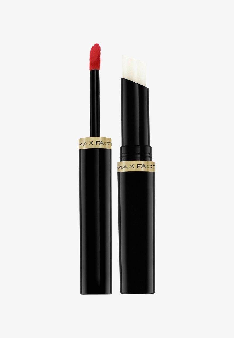 Max Factor - LIPFINITY - Liquid lipstick - 120 hot
