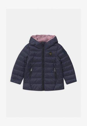 GIUBBINI CORTI IMBOTTITO OVATTA - Winter jacket - dark blue