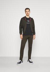 HARRINGTON - MICK - Summer jacket - khaki - 1
