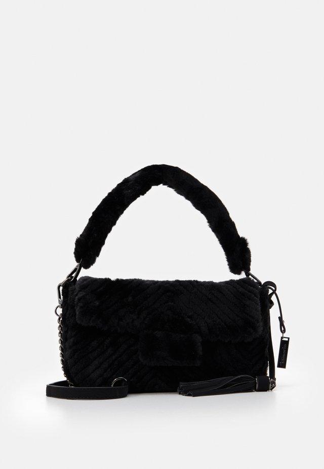 BETTINA - Handbag - black