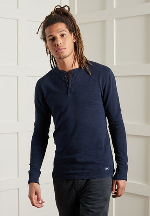 LEGACY  - Long sleeved top - downhill navy