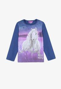 Miss Melody - MISS MELODY - Sweatshirt - twilight blue - 0
