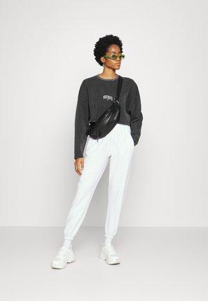 MYA LONGSLEEVE WOMEN - Sweatshirt - vintage black