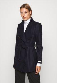Ted Baker - ROSESS - Classic coat - navy - 0