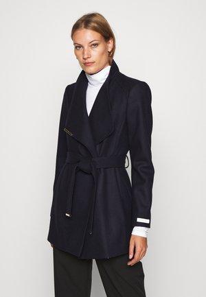 ROSESS - Zimní kabát - navy