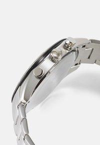 BOSS - SANTIAGO - Watch - silver-coloured/black - 2