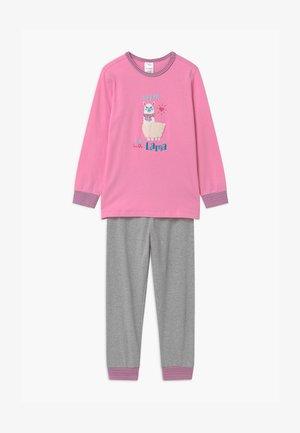 KIDS - Nattøj sæt - rosa