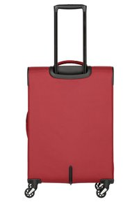 Travelite - KITE M - Wheeled suitcase - red - 1
