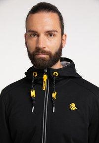 Schmuddelwedda - Outdoor jacket - schwarz - 3
