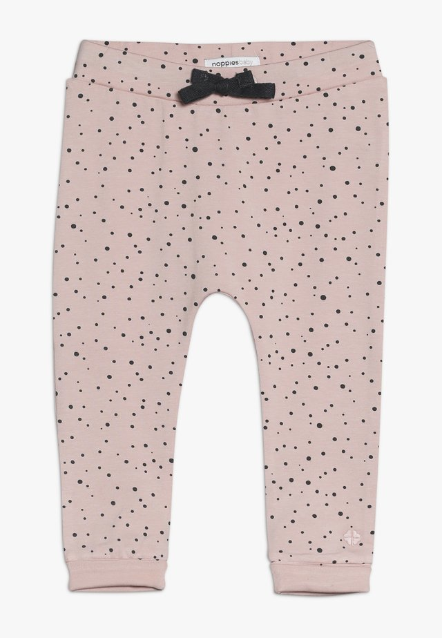 PANTS COMFORT BOBBY - Kangashousut - pink