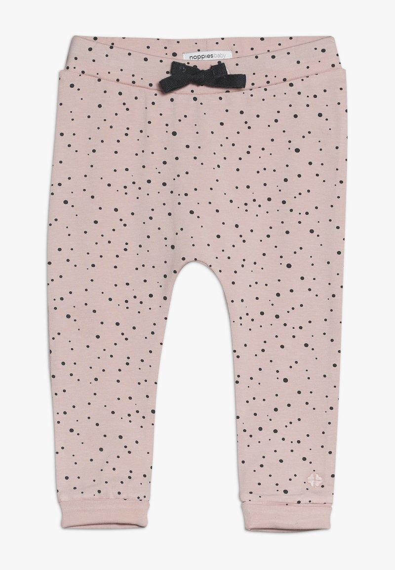 Noppies - PANTS COMFORT BOBBY - Pantalon classique - pink