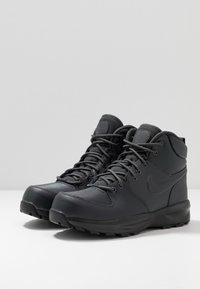 Nike Sportswear - MANOA '17 - High-top trainers - dark smoke grey/black - 2