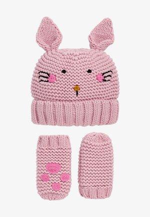 Rukavice - pink