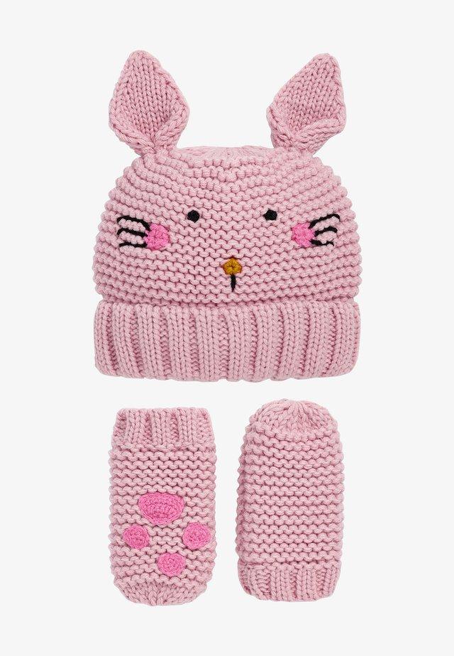 Handschoenen - pink