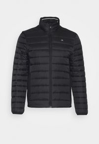 Calvin Klein - LIGHT WEIGHT SIDE LOGO JACKET - Light jacket - black