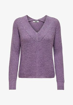 JDY  - Sweter - orchid mist