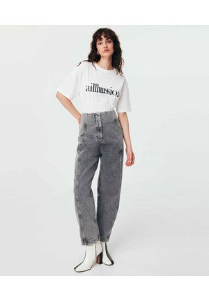 JEAN PANTS  - Relaxed fit jeans - grey