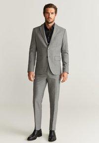 Mango - EMERITOL - Camicia elegante - black - 1