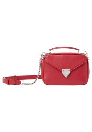 BARBARA  - Across body bag - red