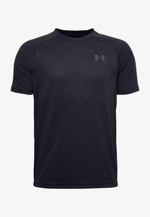 TECH BUBBLE - Basic T-shirt - black