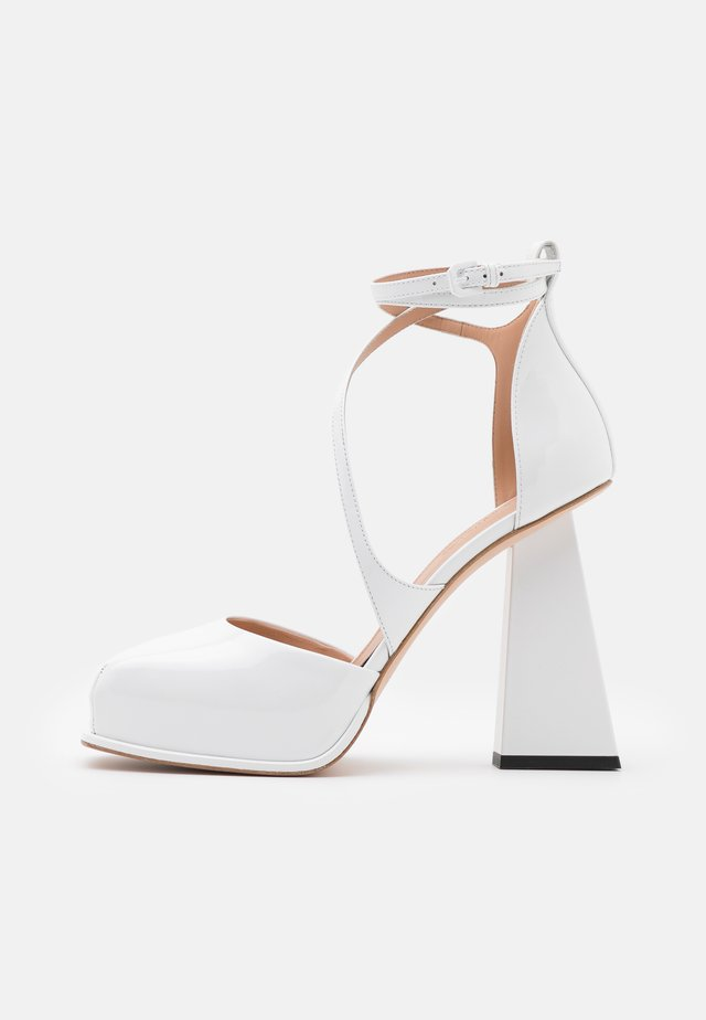 DIANA - High Heel Pumps - bianco