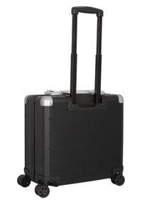 Alumaxx - GEMINI - Luggage - schwarz matt - 1
