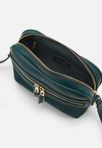 New Look - COLLETTE CAMERA BAG - Across body bag - teal - 2