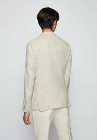 BOSS - Blazer jacket - natural - 2