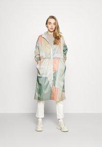 Obey Clothing - SLICE JACKET - Summer jacket - peach multi - 1