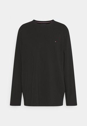 STRETCH TEE - Long sleeved top - black