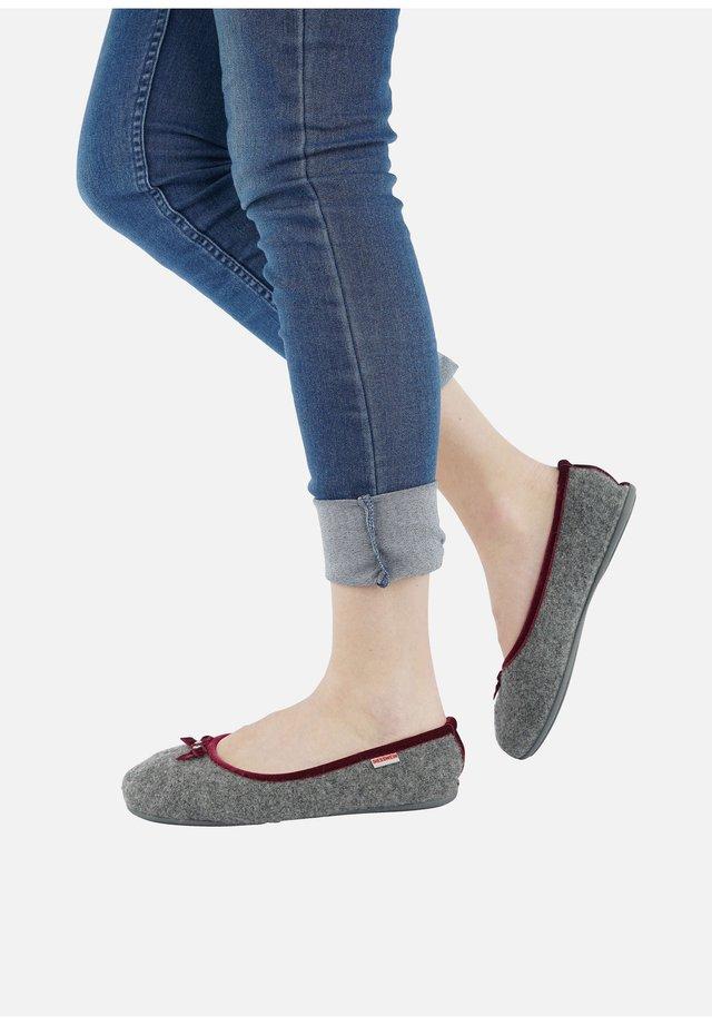 HOHENAU - Pantoffels - grey