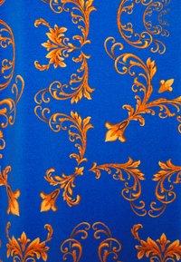 Carlo Colucci - Triko spotiskem - blue - 2