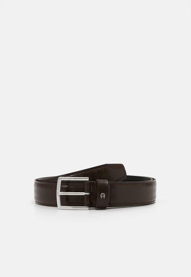 Belt - ebony
