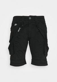 Alpha Industries - UTILITY  - Shorts - black - 0
