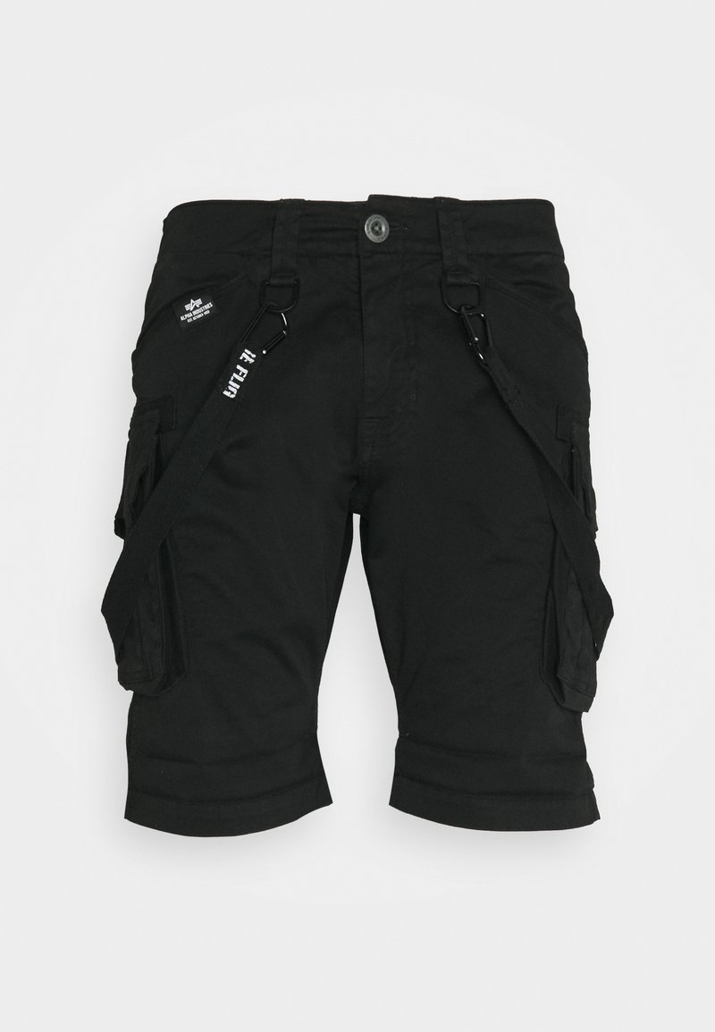 Alpha Industries - UTILITY  - Shorts - black