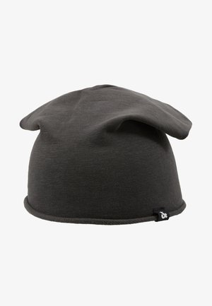 JJVWASHED BEANIE - Beanie - dark grey