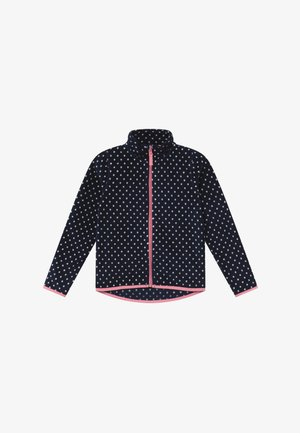 KIDS SPOT POLAR - Fleece jacket - dark blue