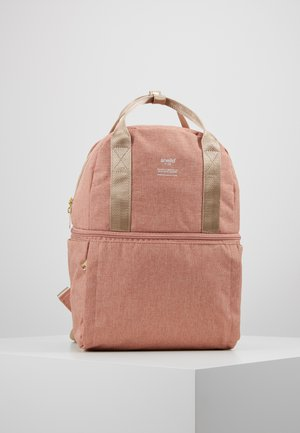 CHUBBY BACKPACK - Reppu - nude/pink