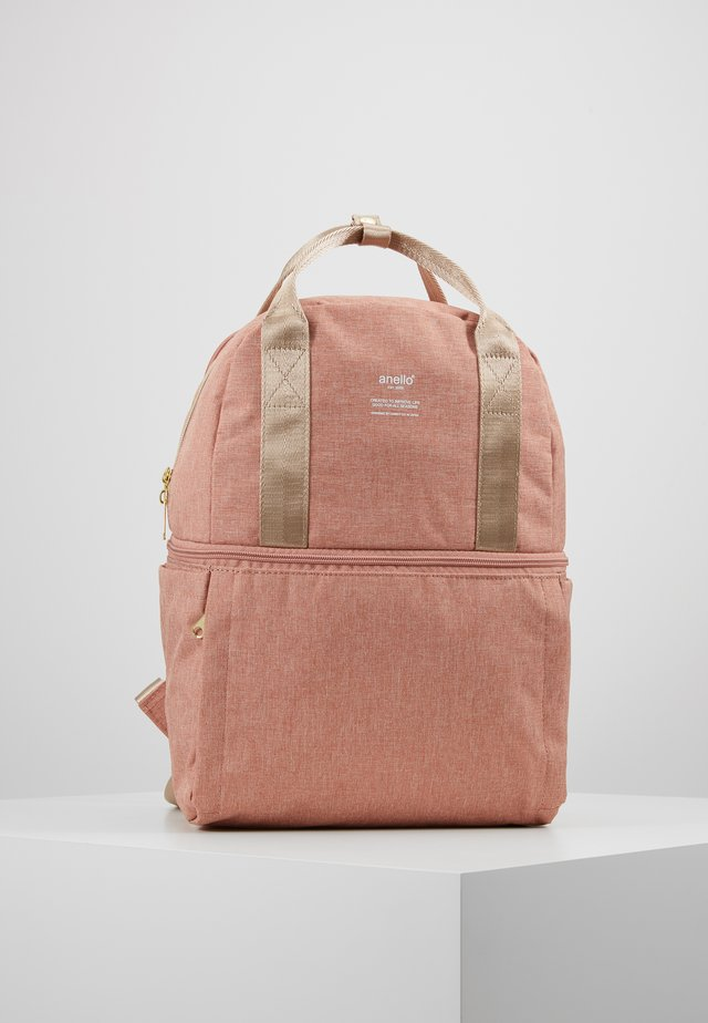 CHUBBY BACKPACK - Tagesrucksack - nude/pink