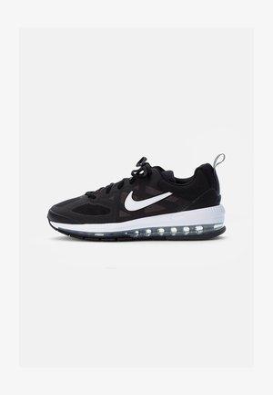 AIR MAX GENOME - Sneakersy niskie - black/white-anthracite