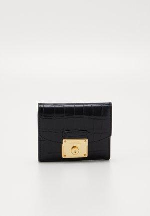 LOCK COMPACT WALLET MEDIUM - Wallet - black