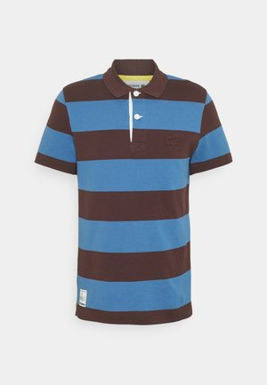 Polo shirt - penumbra/turquin blue