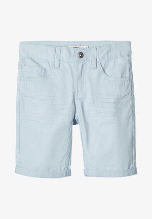 Shorts - cashmere blue
