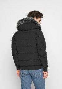 Glorious Gangsta - NAVIER - Zimní bunda - black - 2