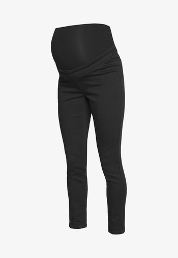 OVER BUMP VICE SUPERSTRETCHY - Jeans Skinny Fit - black