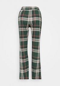LASCANA - Pyžamový spodní díl - dark green - 1