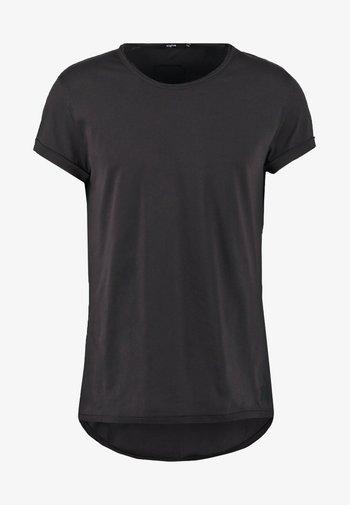 MILO - Basic T-shirt - black