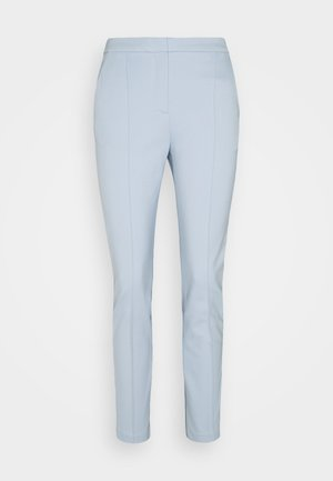 SUMMER PUNTO PANTS - Trousers - light blue
